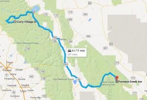 Dag 4 -  307 miles - 493 km