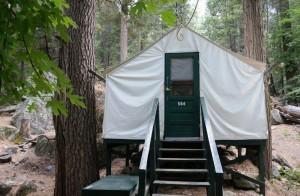 Yosemite telt